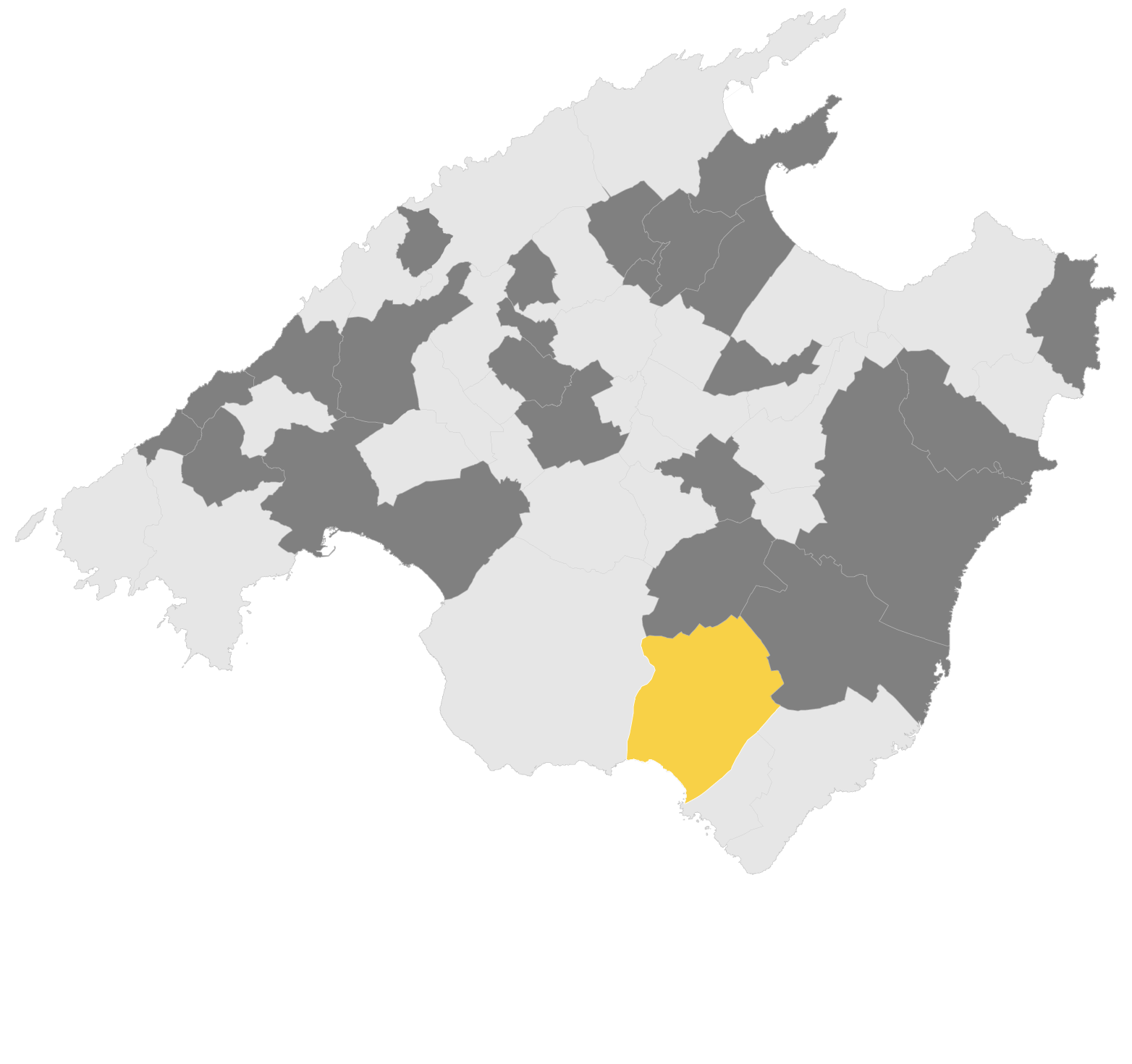 Mapa Campos